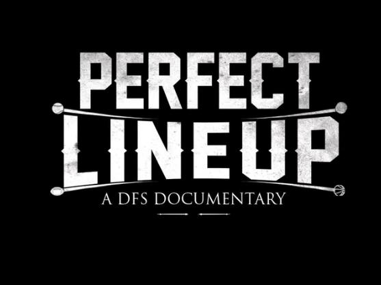 Perfect lineup documentary logo