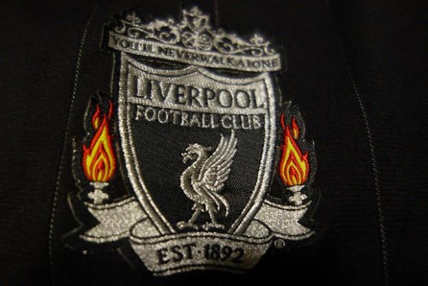Liverpool FC patch