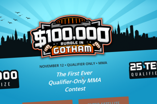 DraftKings rumble in Gotham