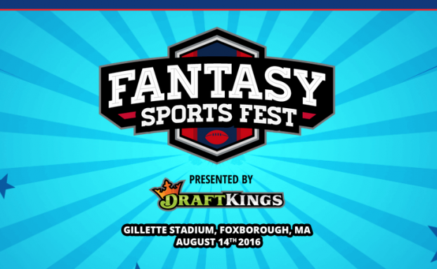 DraftKings daily fantasy sports Fest