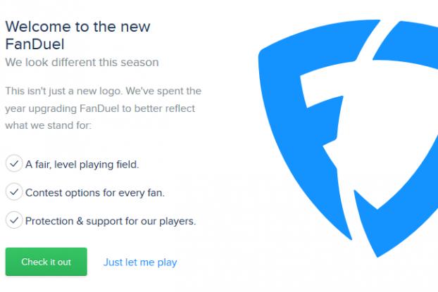 FanDuel redesign