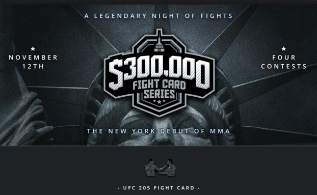 draftkings fight card series