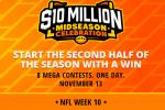 $10 million midseason